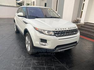 Land Rover Range Rover Evoque 2014 White   Cars for sale in Lagos State, Lekki