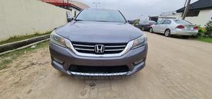 Honda Accord 2014 Gray | Cars for sale in Lagos State, Gbagada