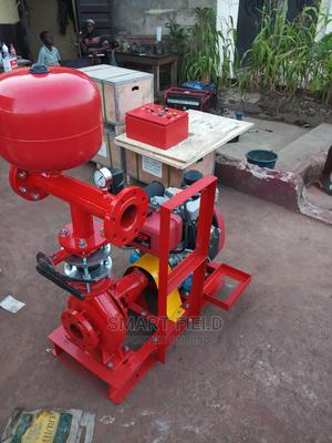 Single Fire Hydrant Pump 11kw 15hp Complete | Plumbing & Water Supply for sale in Lagos State, Orile