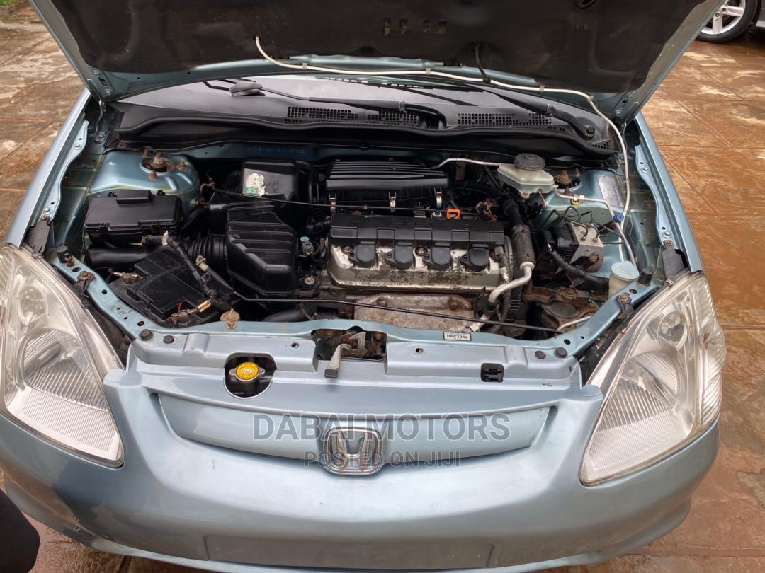 Honda Civic 2003 Silver | Cars for sale in Kaduna / Kaduna State, Kaduna State, Nigeria