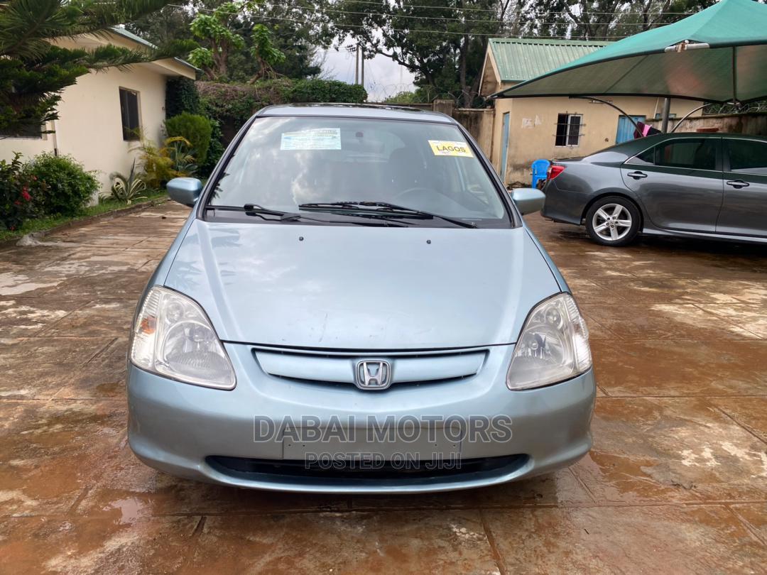 Honda Civic 2003 Silver