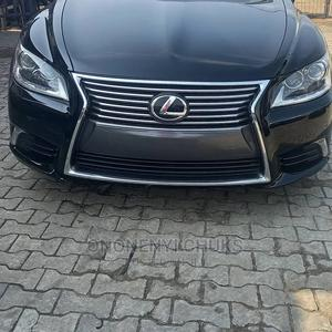 Lexus LS 2013 460 AWD Black | Cars for sale in Lagos State, Surulere