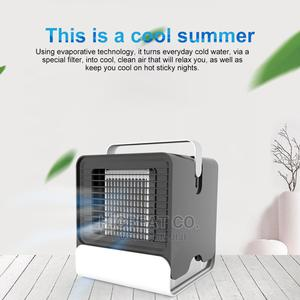 New Air Cooler USB Portable Air Conditioner   Home Appliances for sale in Lagos State, Ojota