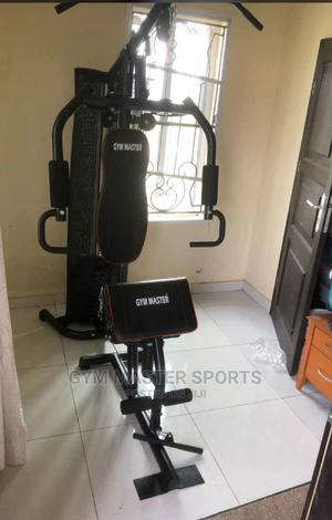 One Station Home Gym | Sports Equipment for sale in Lagos State, Amuwo-Odofin