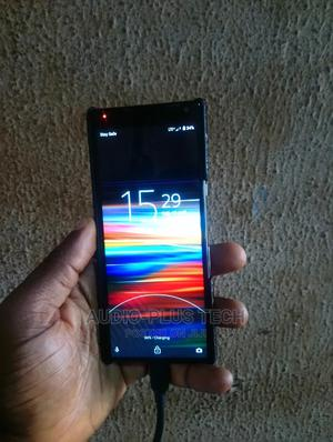 Sony Xperia 10 64 GB Black | Mobile Phones for sale in Lagos State, Ogba