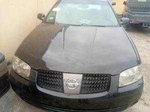 Nissan Sentra 2008 Black | Cars for sale in Lagos State, Oshodi