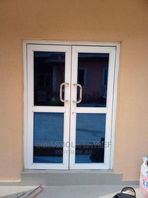 Aluminum Swing Door   Doors for sale in Oyo State, Ibadan
