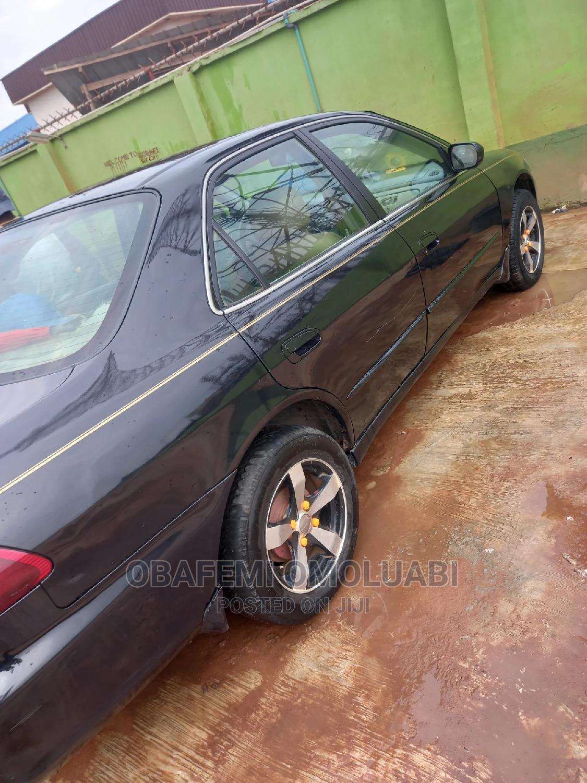 Honda Accord 2000 Black | Cars for sale in Ikeja, Lagos State, Nigeria