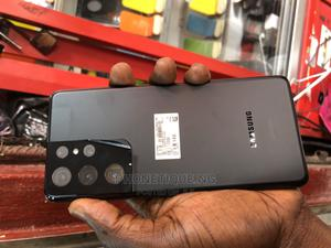 Samsung Galaxy S21 Ultra 5G 256 GB Black | Mobile Phones for sale in Lagos State, Ikeja