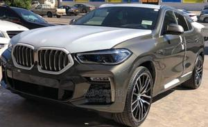 New BMW X6 2021 Gray | Cars for sale in Abuja (FCT) State, Asokoro