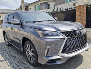 Lexus LX 2017 Gray | Cars for sale in Lagos State, Amuwo-Odofin