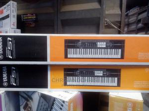 Yamaha Keyboard Model Psr F51 | Musical Instruments & Gear for sale in Lagos State, Yaba