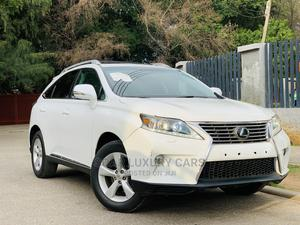 Lexus RX 2011 350 White   Cars for sale in Abuja (FCT) State, Central Business District