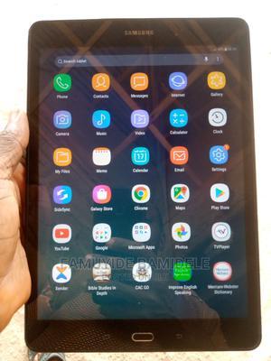 Samsung Galaxy Tab a 10.1 (2019) 16 GB Black   Tablets for sale in Osun State, Ilesa