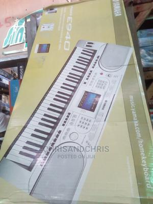Yamaha Keyboard Model Psr E940 | Musical Instruments & Gear for sale in Lagos State, Ikeja