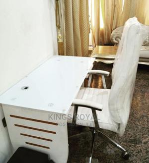 Imported Executive Office Table With the Executive Chair | Furniture for sale in Lagos State, Ajah