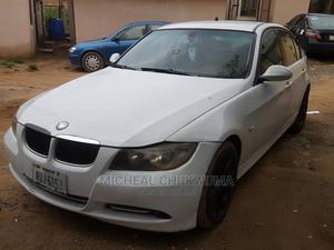 BMW 325i 2007 White | Cars for sale in Abuja (FCT) State, Gwarinpa