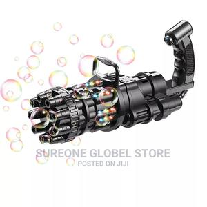 Electric Bubble Machine With Led Light | Toys for sale in Lagos State, Lekki