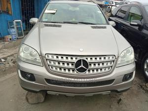 Mercedes-Benz M Class 2007 ML 350 4Matic Gray   Cars for sale in Lagos State, Apapa