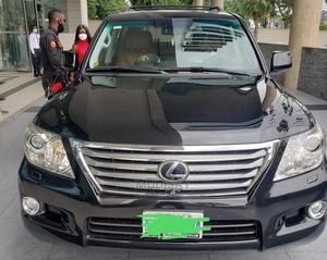 Lexus LX 2011 570 Black | Cars for sale in Lagos State, Ikeja