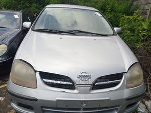 Nissan Almera 2002 Tino Silver   Cars for sale in Lagos State, Apapa