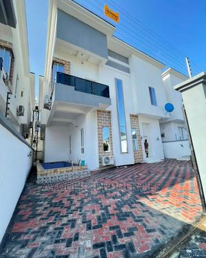 Furnished 5bdrm Duplex in Swimming Pool, Osapa London for Sale | Houses & Apartments For Sale for sale in Lekki, Osapa london
