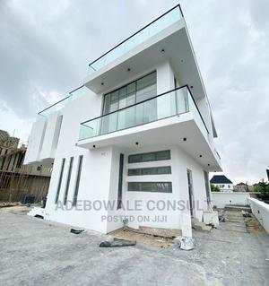 Furnished 5bdrm Duplex in Second Toll Gate, Chevron for Sale   Houses & Apartments For Sale for sale in Lekki, Chevron