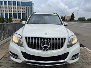 Mercedes-Benz GLK-Class 2013 350 SUV White | Cars for sale in Abuja (FCT) State, Wuse 2