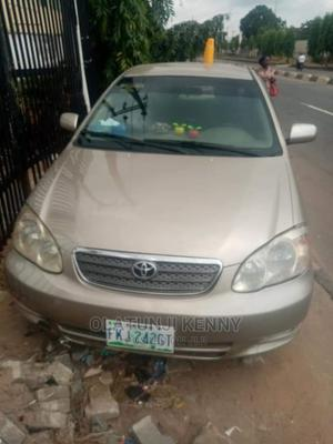 Toyota Corolla 2004 Gold   Cars for sale in Lagos State, Agege