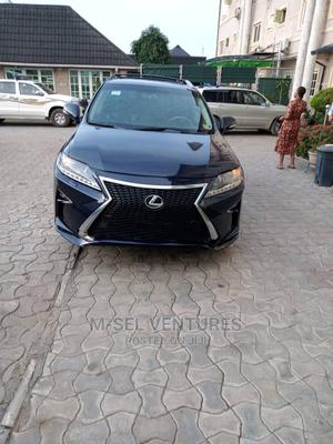 Lexus RX 2017 350 AWD Black | Cars for sale in Lagos State, Ikotun/Igando