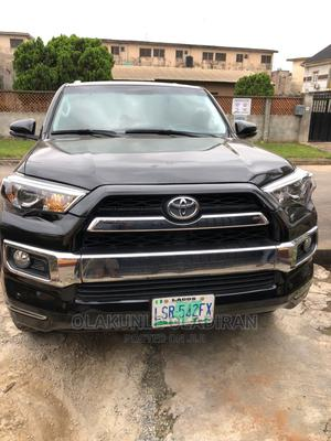 Toyota 4-Runner 2016 Black | Cars for sale in Lagos State, Ikeja