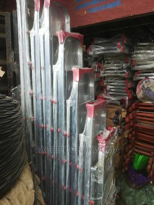 Aluminum Ladder   Safetywear & Equipment for sale in Lagos State, Ojo
