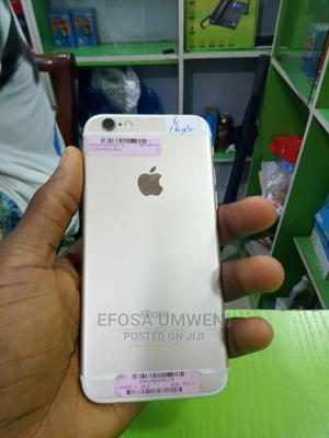 Apple iPhone 6 16 GB Silver | Mobile Phones for sale in Edo State, Benin City
