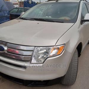 Ford Edge 2008 Silver | Cars for sale in Lagos State, Alimosho