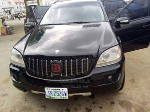 Mercedes-Benz M Class 2007 ML 350 4Matic Black | Cars for sale in Lagos State, Alimosho