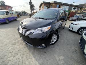 Toyota Sienna 2011 Limited 7 Passenger Black | Cars for sale in Lagos State, Surulere