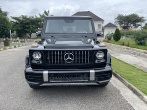 Mercedes-Benz G-Class 2005 Black | Cars for sale in Abuja (FCT) State, Gwarinpa