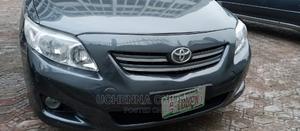 Toyota Corolla 2009 1.8 Advanced Gray | Cars for sale in Enugu State, Enugu
