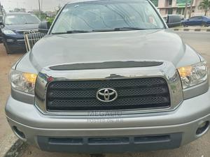 Toyota Tundra 2007 Silver | Cars for sale in Lagos State, Ikeja