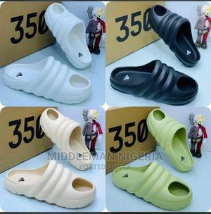 Adidas Yeezy 350 Custom Made Slides   Shoes for sale in Lagos State, Apapa