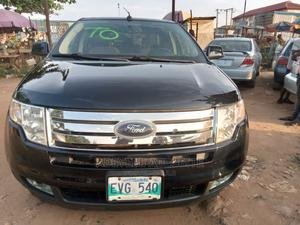 Ford Edge 2008 Black | Cars for sale in Lagos State, Alimosho