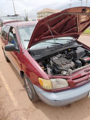 Toyota Sienna 2003 CE Red   Cars for sale in Enugu State, Enugu