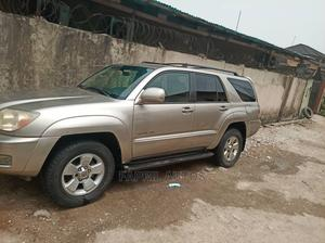 Toyota 4-Runner 2006 Limited 4x4 V6 Gold | Cars for sale in Lagos State, Ikeja