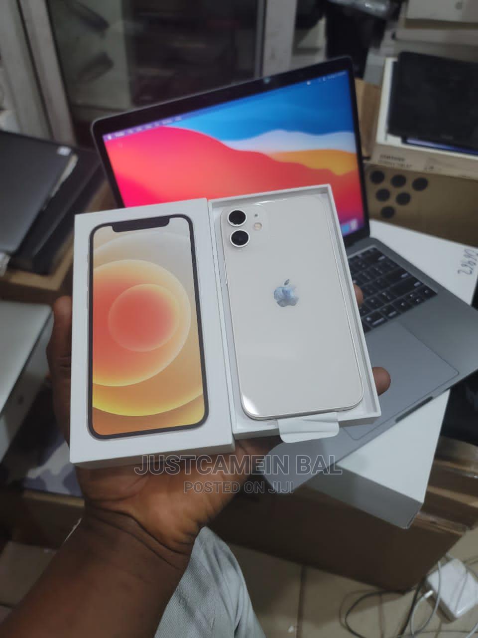 Apple iPhone 12 mini 64 GB White   Mobile Phones for sale in Ikeja, Lagos State, Nigeria