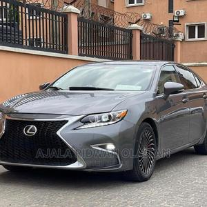 Lexus ES 2013 350 FWD Gray   Cars for sale in Lagos State, Yaba