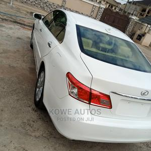 Lexus ES 2012 350 White | Cars for sale in Osun State, Osogbo