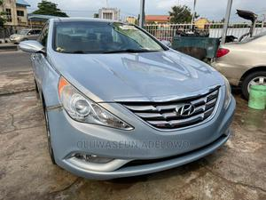 Hyundai Sonata 2012 Blue | Cars for sale in Lagos State, Ojodu