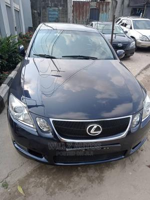 Lexus GS 2007 300 Blue | Cars for sale in Lagos State, Amuwo-Odofin