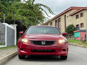 Honda Accord 2009 Red | Cars for sale in Abuja (FCT) State, Asokoro