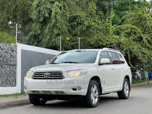 Toyota Highlander 2008 White   Cars for sale in Abuja (FCT) State, Asokoro